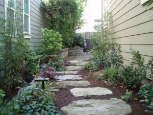 September | 2013 | Real Life Garden Solutions on Narrow Side Yard Landscaping id=58465