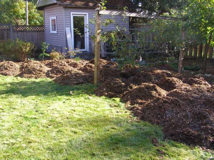 Mulch Madness!