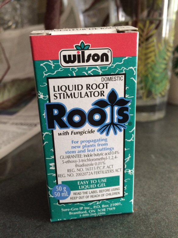 Rooting Hormone.