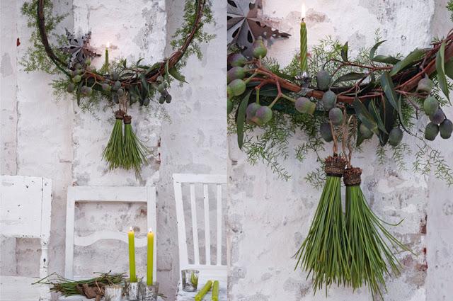 Pine needle tassel, courtesy of Deitlind Wolf